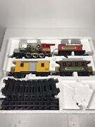 American Classic Express Train Set By Toy State G Scale For Parts Not Working