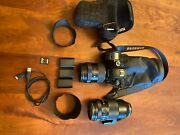 Samsung Nx1 28.2mp Camera, 50-150 And 16-50 S Lenses. 64gb Extreme Pro