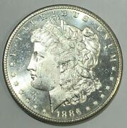 1886-s Silver Morgan Dollar Proof Like Surfaces