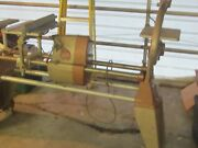 Shopsmith Mark V Shop Smith With Magna 18 Jigsaw Used Woodworking System