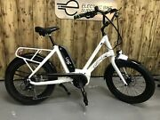 Electric Bike - Corratec Life S Ap5 - One Size Fits All - Bosch - Free Delivery