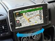 Alpine X903d-du2 9andrdquo Touch Screen Navigation With Swivel Display For Fiat Ducato