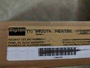 Dayton 54ud16 Electric Ceiling Panel Heater New Open Box