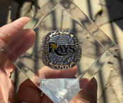 2008 Tampa Bay Rays American League Championship Ring Jostens