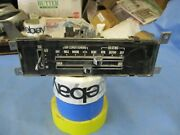 Heater Ac Control Assembly 1971 1972 71 72 Chevelle Ss Monte Carlo 1970 70