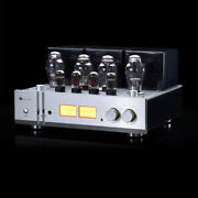 Hifi 300b Vacuum Tube Power Amplifier Class A Single-ended Stereo Home Audio Amp