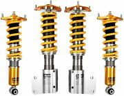 Ohlins For 07-15 Mitsubishi Evo X Cz4a Road And Track Coilover System
