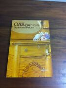 Oak Furniture Styles And Prices Homestead, Wallace Paperback Used - Good