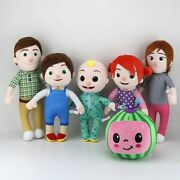 Cocomelon Jj Plush Toys Kids Gift Cute Stuffed Toy Educational Doll | See Video