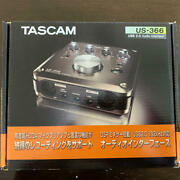 Tascam Us-366 With Sonarle License Card