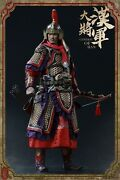 1/6 Soldier 12 Figure China Ming Emperors Secret Police Royal Palace Guard Doll