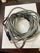 Us4 172197 Omc Johnson Evinrude Outboard Power Cable Kit 18ft Long 3 Fuse Block