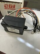 Us3 Chryler Force Cdi Ignition Pack 116-3301 3and4 Cylinder Black Case 85hp 125hp