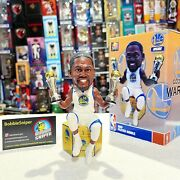 Kevin Durant Golden State Warriors Back To Back Mvp Exclusive Nba Bobblehead