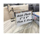 Personalised/non Personalised 9th Anniversary Picture Photo Frames Land