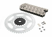 06-2009 Yamaha Yzf-r6s 530 Conversion Cz Dzx X-ring Chain And Sprocket 17/47 120l