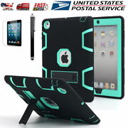 For Ipad Pro 12.9 1st And 2nd Generation Case 2015 And2017 Shockproof Stand Cover