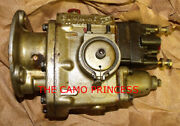 Cummins Pt Fuel Injection Pump Assembly Cam Actuated Diesel Military Engine