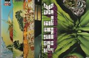 Marvel Comics The Incredible Hulk 436 - 440 5 Book Lot Ghosts Of The Future