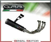 Complete Exhaust Gpr M3 Carbon Racing Yamaha Yzf R6 2017 2020