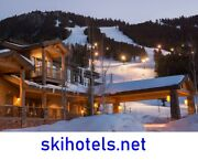 Skihotels.net High Value Domain Name Website For Hotels In Ski Areas