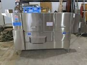 Insinger Commercial Kitchen Dbl Tank Tray Plate Washer Trac 321-2rpw