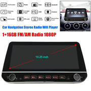 10.25 Fm/am/dsp Android 8.1 Car Stereo Bluetooth Wifi Player 1gb+16gb Universal