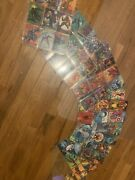 1992 Marvel Masterpieces Series 1 Skybox Complete Card Set 100 Plus 2 Wrappers