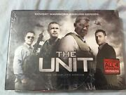 The Unit Complete Tv Series Giftset Collection Seasons 1-4dvd,19-disc Set New