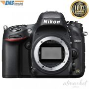 Nikon Dslr Digital Camera D610 Small And Lightweight High Resolution Black Japan