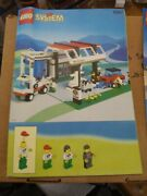 Lot Of 2 Lego Set Service Gas Station And Space Shuttle Set 6397+ 6346 Rare