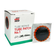 30 Rema Tip Top No 1 Round Patches For Flat Tire Tube Puncture Repair Kit Refill