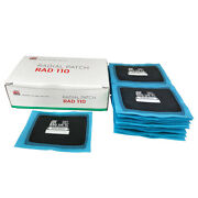 20 Rema Tip Top Rad110 Self-vulcanizing Radial Flat Tire Puncture Repair Patches