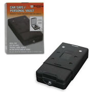 Bulldog Car Safe / Personal Vault W/ Key Lock Mounting Bracket And Security Cable