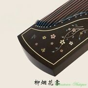 64 Chinese 21-string Guzheng Zither Harp Koto Concert Grade Gfxyls 考级演奏级古筝2971