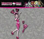 Monster High First Wave Dead Tired Draculaura 2011 Complete Mattel 12 Doll