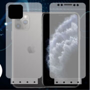 For Iphone 11 Anti-glare Hydrogel Soft Screen Protector Full Cover Film Lot