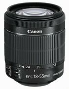 Canon Standard Zoom Lens Can2098 Ef-s18-55mm F3.5-5.6 Is Stm Aps-c Camera