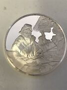 The Money-changer Sterling Silver By Franklin Mint 65.7gms Of Silver