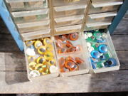 Lot Over 1500 Plastic Toy Eyes Eyeballs For Toys Dolls Or Stuffed Animals Crafts