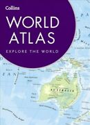 Collins World Atlas Paperback Edition Paperback By Collins Maps Brand New...