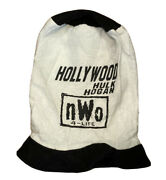 Vtg 90s Wwe Nwo The Wolf Pack Hulk Hogan Stove Pipe Top Hat Cap Party Festival