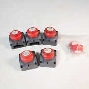 Lot Of 5 Bep Marine Bep Panel-mounted Battery Switches Excellent Shape