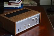 Top Mint Boxed Vintage Sony High End Ta 3200 Amplifier From Leica Collector