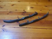 Bmw E46 3-series Headlight Lower Trim Right And Left 51138208482 And 51138208481