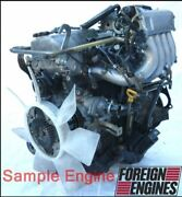 Toyota Motor. 95 96 Toyota Tacoma Engine 2.7l 3rzfe Replacement Engine For 4x4