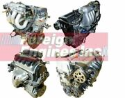 2012 Lexus Is350 3.5l 2gr-fse Replacement Engine For Awd