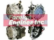 92 93 Toyota Camry Automatic Transmission 4 Cyl A141 For 5sfe Engine 5s-fe