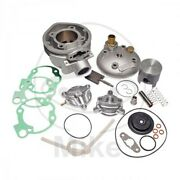 Thermal Unit And Head 80cc D.50 V.exhaust Mbk 50 X Power 2003-2003