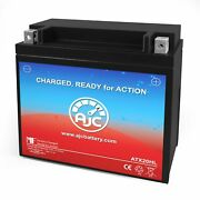 Honda Gl1800 Valkyrie 1800cc Motorcycle Replacement Battery 2014-2015